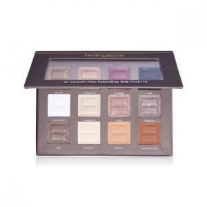 Bellápierre 12 Color Pro Natural Eye Palette